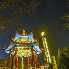 宁夏定制景观灯