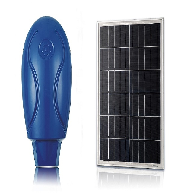 巨浪新能源太阳能路灯